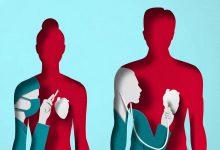 تصویر از صحبت با دوستان درباره سلامتی قلب