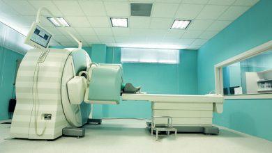 تصویر از اسکن هسته ای قلب
