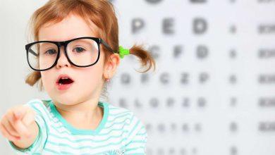 تصویر از آمبلیوپی یا تنبلی چشم در اطفال