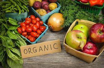 تصویر از غذاهای ارگانیک وکاهش خطر سرطان