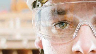 تصویر از سوختگی شیمیایی چشم ها در بزرگسالان
