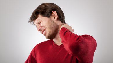 تصویر از بیرون زدگی دیسک و رادیکولوپاتی گردن