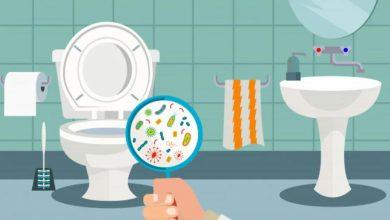 تصویر از راهنمای نظافت اتاق بیمار