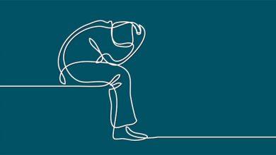 تصویر از ۱۳ کلمه و عبارت که خبر از افسردگی میدهند
