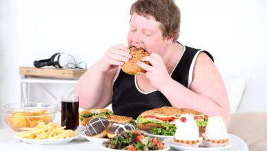 تصویر از اختلال پرخوری افراطی (Binge eating disorder)