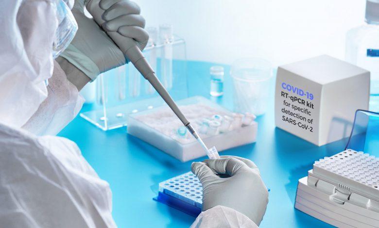 تست PCR