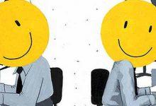 تصویر از یک دروغ بزرگ: محیط کار جای خوش گذراندن نیست!