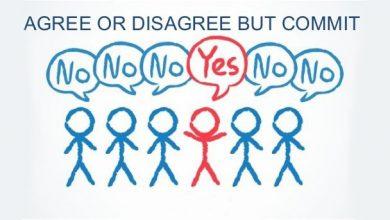 تصویر از مخالفت و تعهد