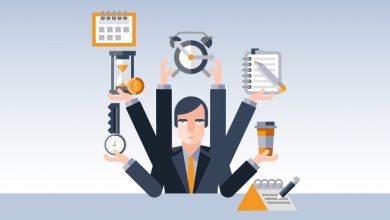 تصویر از افراد موفق و حرفهایها بیش از اندازه کار نمیکنند!