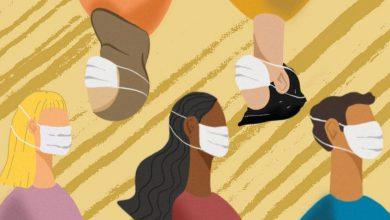 تصویر از چگونه میتوان مؤدبانه از دیگران خواست که ماسک بزنند؟ کارشناسان پاسخ میدهند