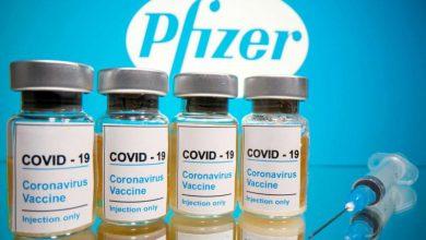 تصویر از فایزر: واکسن کرونای ما در پیشگیری از سرایت نود درصد موفق بوده