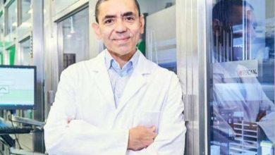 تصویر از سازنده مسلمان واکسن کرونا درگفت وگو با ایرنا روند توزیع واکسن را توضیح داد