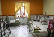 تصویر از شاگرد دکتر قریب در آسایشگاه کهریزک چه می کند؟