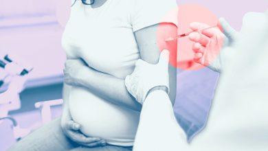 تصویر از واکسن کووید۱۹ برای زنان در دوران بارداری و شیردهی