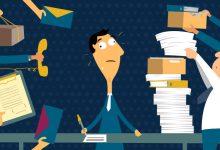 تصویر از چگونه استرس شغلیمان را کاهش بدهیم؟