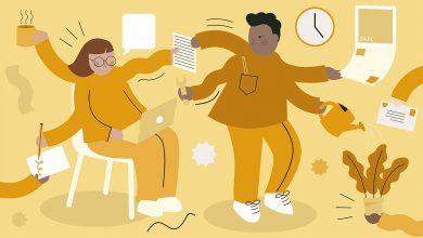 تصویر از چرا همکارانتان کارهایشان را به شما محول میکنند؟
