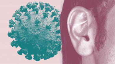تصویر از گانگرن و ناشنوایی میتواند از عوارض واریانت هندی کووید-۱۹ باشد